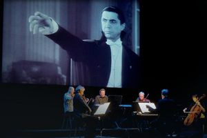 Dracula with Philip Glass  ...