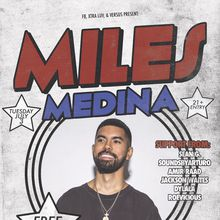 VERSUS ft. Miles Medina | Free Hip Hop & RnB | 1st & 3rd Tuesdays in SF
