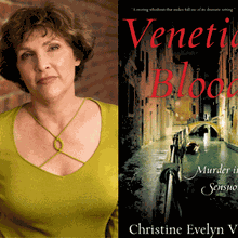 CHRISTINE EVELYN VOLKER at Books Inc. Opera Plaza