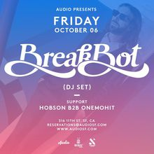 Breakbot (DJ Set)