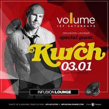 Volume Saturdays | DJ Kurch