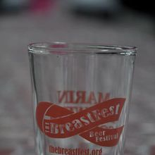 The 13th Annual Breastfest Beer Festival