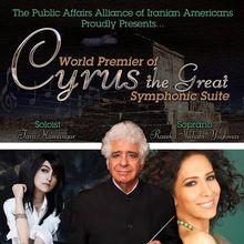 The King Cyrus Symphonic Suite