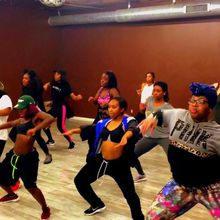 Afrobeats Dance Workshop with LydRock