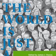 James J. Owens with Jenny Ming / The World is Just a Book Away