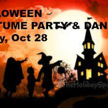 Singles Halloween Costume Party & Dance