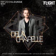 Dela Chapelle at #FlightFridays