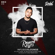 Romeo Reyes at #SinfulSaturdays