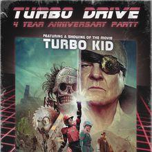 Turbo Drive 4 Year Anniversary