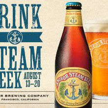 Drink Steam Week 2017