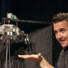 "Adam Steltzner presents ""Beyond Mars, Earth"""