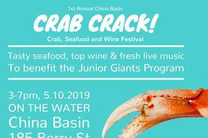 Crab Crack! Crab, Seafood a...