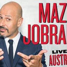 Maz Jobrani - 13 and over with Parental Supervision
