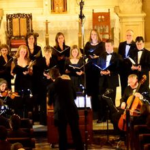 Marin Baroque: Songs of Innocence & Songs of Experience