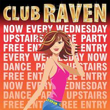 Club Raven Wednesdays
