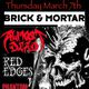 LIVE METAL/HARD ROCK: Almost Dead, The Red Edges, Phantom Hound