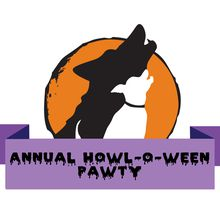 3rd Annual Howl-o-ween Pawty!