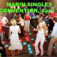 Marin Singles Convention - Largest Annual Gathering
