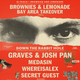 BROWNIES & LEMONADE: BAY AREA // GRAVES + JOSH PAN