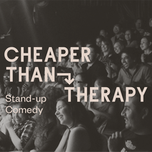 Cheaper Than Therapy, Stand-up Comedy: Sun, Apr 16, 2017