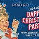 The Dorian Restaurant in San Francisco Hosts Their Third Annual Dapper Christmas Party