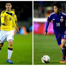 JAPAN vs. COLOMBIA 2014 World Cup
