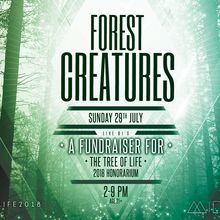 Forest Creatures | Tree of Life Fundraiser