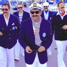 Mustache Harbor at Bimbo's 365 Club