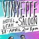 Vinyette at Hotel Utah