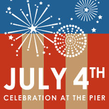 4th of July Celebration at PIER 39