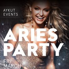 ARIES PARTY at W HOTEL