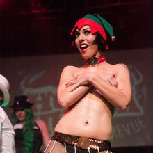 "Hubba Hubba Revue's ""Holiday Spectacular!"""