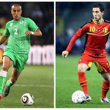 BELGIUM vs. ALGERIA 2014 World Cup at Jake's Steaks