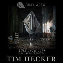 Tim Hecker / Live Debut in SF