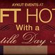 CLIFT HOTEL / REDWOOD ROOM | SAT. JULY 13 | Be our guest | Aykut Events