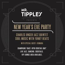 Mr. Tipple's Celebrates NYE - Live Jazz