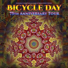 Bicycle Day w/Shpongle (live), Alex Grey & Allyson Grey