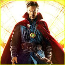 Menlo Movie Series: Doctor Strange (2016)
