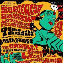 Sorceress Sabbath Witchcraft Film Festival