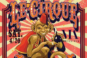 Le Cirque feat. Joeski (May...