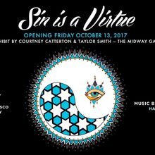 Sin is a Virtue Art Reception