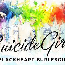 SuicideGirls: Blackheart Burlesque Fall 2019