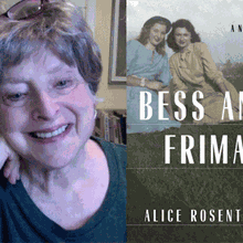 ALICE ROSENTHAL at Books Inc. Laurel Village