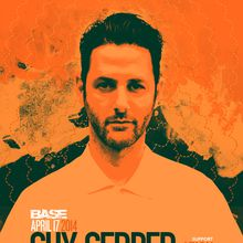 BASE: Guy Gerber + Atish