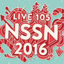 Live 105's Not So Silent Night - blink-182, Empire of the Sun, Green Day, Phantogram