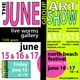 North Beach Festival and June Group Art Show