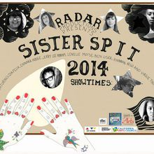 Sister Spit Tour 2014