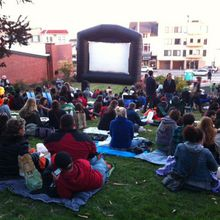 Free Movies in McCoppin Square