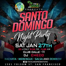 Santo Domingo Night