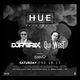 HUE SATURDAYS w/ DJs Qui West & Patrix - FREE Till 11PM w/ RSVP
